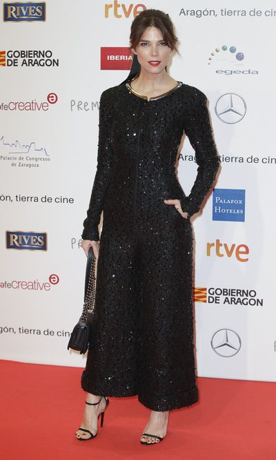Juana Acosta, tan radiante como siempre