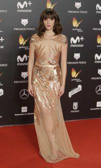 Susana Abaitua acierta con el dorado