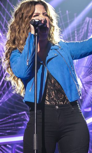 Miriam de OT 2017 hace honor a su canción
