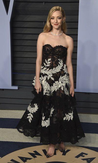 Amanda Seyfried y su desacierto con el look