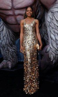 Espectacular vestido de Naomie Harris