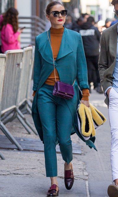 Olivia Palermo recupera una tendencia