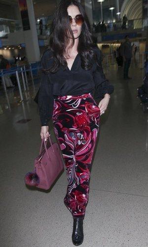 Catherine Zeta Jones, muy elegante