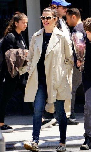 Rachel Weisz apuesta por la sencillez
