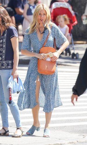 Sienna Miller y la prenda estrella del verano