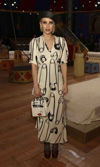Emma Roberts rescata una tendencia pasada