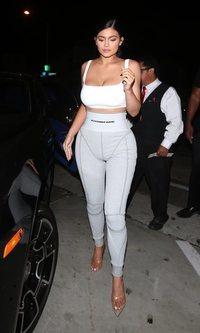 Kylie Jenner y sus leggings modeladores