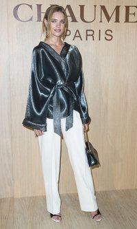 Natalia Vodianova se pasa de talla