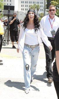 El look pirata de Cher