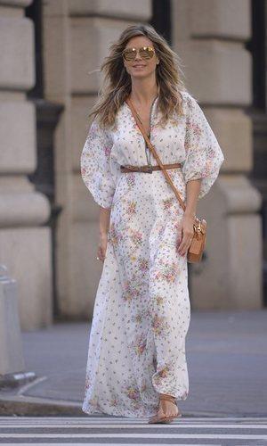 Heidi Klum, puro estilo