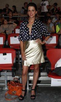 Macarena Gómez desprende glamour