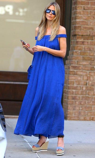 Heidi Klum y su vestizado veraniego