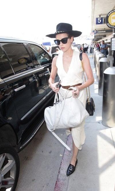 Amber Heard, todo glamour