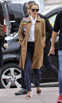 Natalie Portman demuestra su estilazo