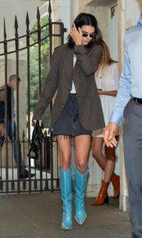 Kendall Jenner, más original que nunca