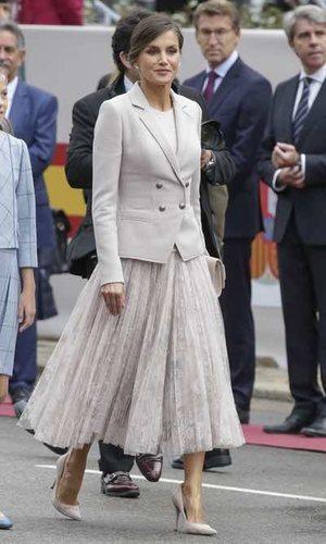 La Reina Letizia vuelve a triunfar con Varela
