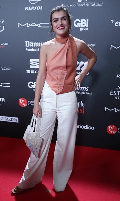 Amaia Romero conquista con su top vintage