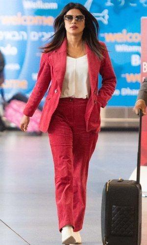 Priyanka Chopra triunfa con su estilo working