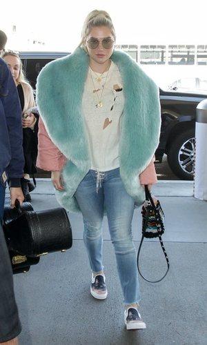 Kesha apuesta por la informalidad más moderna