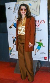 Juliette Binoche totalmente combinada
