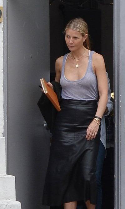 Gwyneth Paltrow y su look más casual