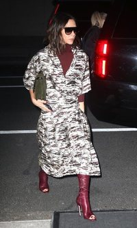 Victoria Beckham, siempre impecable