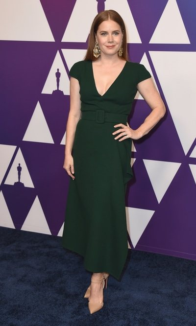 Amy Adams y su sofisticado look