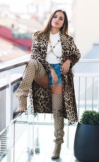 El look más completo de Anitta