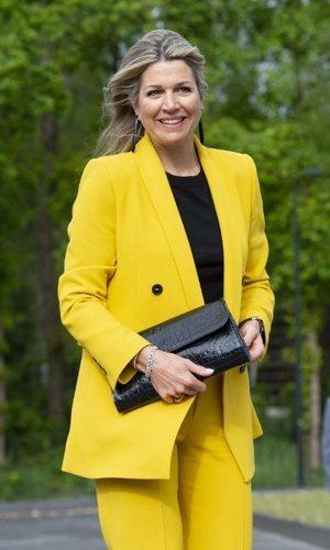 Máxima de Holanda tiene el look de Zara que querrás en tu armario