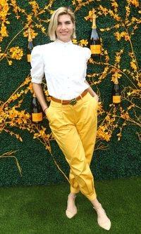 Delfina Blaquier siempre tiene el outfit perfecto