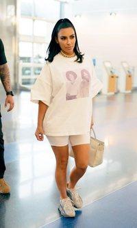 Kim Kardashian y su homenaje el rey del pop