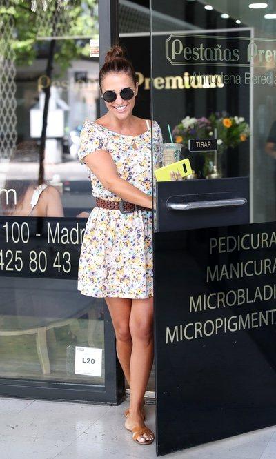 Paula Echevarría tiene las sandalias más cool del verano