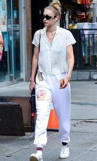 Gigi Hadid, la fiebre del estilo athleisure