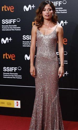 Anna Castillo tiene el vestido de lentejuelas para ser la invitada perfecta