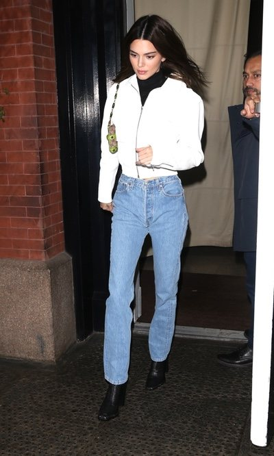 Kendall Jenner: nunca un look de diario fue tan tendencial