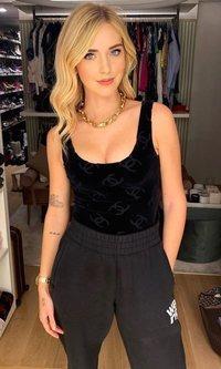 Chándal y Chanel: la combinación más chic de Chiara Ferragni