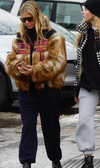 Gwyneth Paltrow y el look perfecto para la nieve