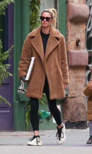 Nicky Hilton pone de moda el borrego esta temporada