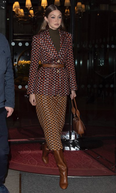 Gigi Hadid: ¿Prada or nada?
