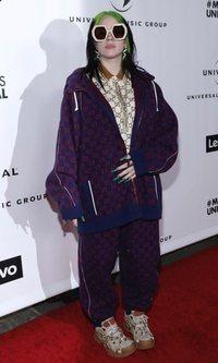 Billie Eilish luce su particular estilo también los Grammy 2020