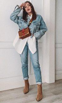 El bolso ideal lo tiene Dulceida y es de Prada