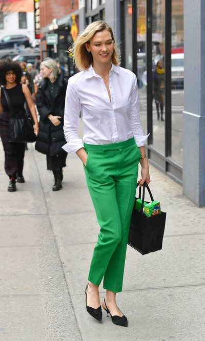 Karlie Kloss, la perfecta working girl