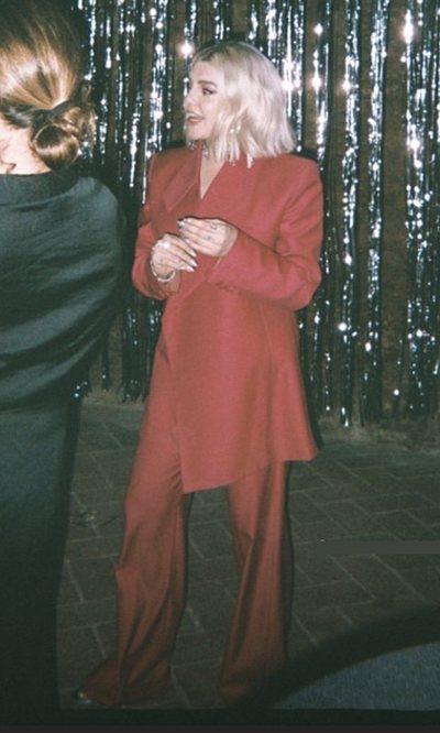 Gigi Vives, al más puro estilo Studio 54 para su 26 cumpleaños