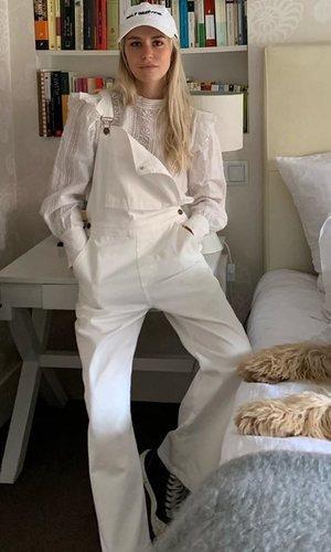 El total white ideal de Mónica Anoz