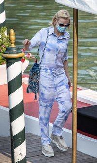 Cate Blanchett apuesta por el estampado más arriesgado de la temporada