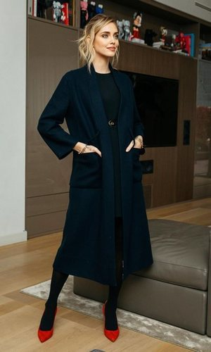Chiara Ferragni: vestida para triunfar