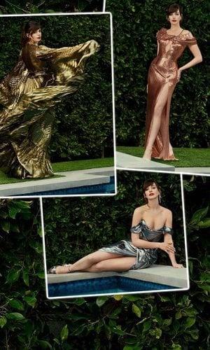 La alfombra que pudo ser y no fue de Anne Hathaway