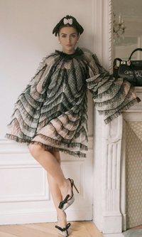 El look Lady de Alexandra Pereira