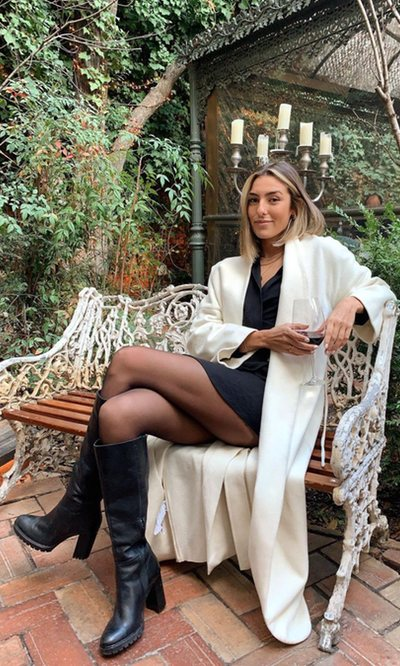 El look ideal de Anna Ferrer Padilla que merece ser copiado de pies a cabeza