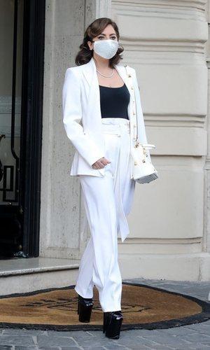 El look de Lady Gaga ideal para las novias de este 2021
